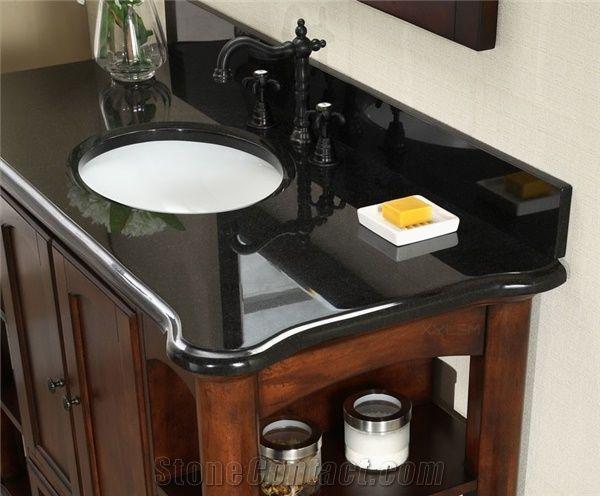 G682 Yellow Granite Bathroom Vanity