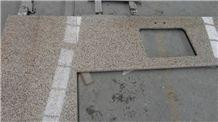 Yellow Rust Granite Kitchen Countertops/Yellow Rust Granite Kitchen Tops/Yellow Rust Granite Kitchen Bar Tops/Yellow Rust Granite Bench Tops/Yellow Rust Granite Kitchen Island Tops