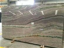 Mountain Painting Granite Tile & Slab, White Granite, Polished, Floor, Wall, Slabs,Tile