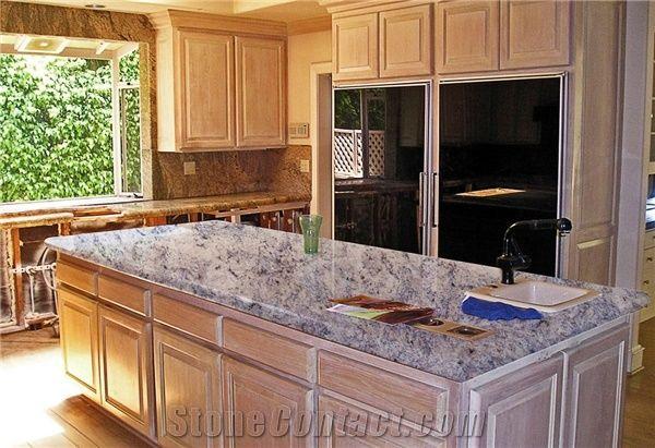 Luxor Granite Countertop from Brazil - StoneContact.com