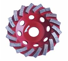 Diamond Grinding Disc for Grinding Concrete,Granite and Stones