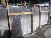 Grey Lido Marble Tiles & Slabs, Grey Polished Marble Flooring Tiles, Walling Tiles