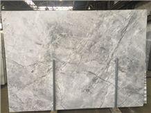 Super White Quartzite- White Fantasy Quartzite Slabs