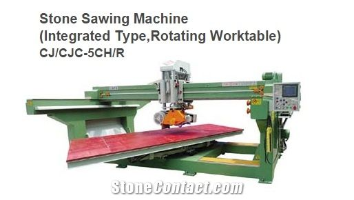 Bridge Cutting CjCjcchR Integrated Rotating Worktable From - Rotating work table