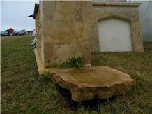 Garden Art Collection Ham Stone Fountain