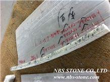 Giallo Cecilia Granite Dark Special Shape Line Border Line