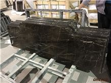 Chinese Brown Portor Gold Marble Countertops