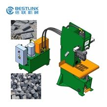 Cube Stone Split Machine for Outdoor Paving
