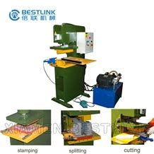 Garden Paving Stone Stamping Machine