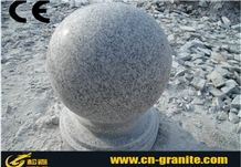 China G603 Granite Car Packing Stone,Grey Granite Garden Stone,Parking Curbs for Landscaping Stone,Polished Surface Packing Stone