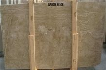 Gabon Beige Marble Tiles & Slabs, Beige Polished Marble Flooring Tiles, Walling Covering Tiles