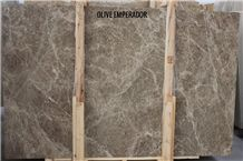 Olive Emperador Marble Tiles & Slabs, Brown Polished Marble Flooring Tiles, Walling Tiles