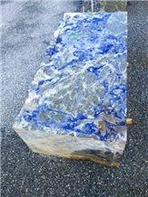 Blue Nazca Sodalite Blocks