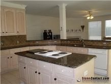 Baltic Brown Granite Kitchen Countertops, Granite Worktop,Natural Baltic  Brown Granite Countertops