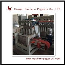 Automatic Mosaic Calibrating Machine, Stone Calibration Machine, Granite Calibrating Machinery, Marble Thickness Processing Machines, Hot Sale Stone Calibrating Equipment with Good Quality Tjpg-120d