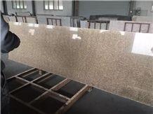 Giallo Antico Granite Countertop, Brazil Gold Granite Countertop