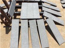 Basalt/ Basaltina / Inca Grey Chiselled Tiles