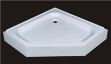 Irrgular Artificial Stone Shower Pans