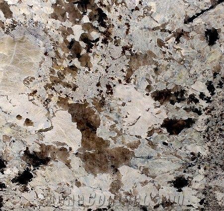 Alaska White Granite Tiles Slabs Flooring Tiles Covering