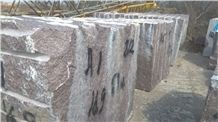 Gr7 Carpazi Blocks, Rosso Carpazi Granite Blocks, Red Granite Blocks