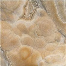 Honey Onyx Tiles, Turkey Yellow Onyx