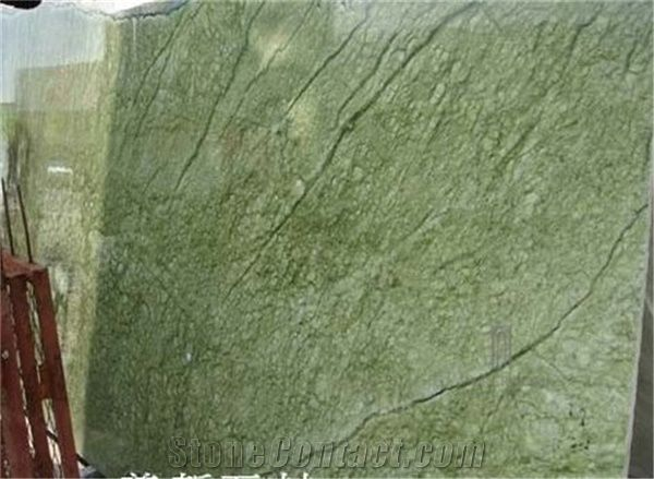 China Dandong Green Marble Chinese Marble Price Light Green Marble Slab Tiles Stonecontact Com
