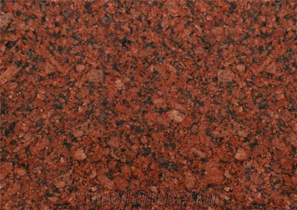 Royal Red Granite Tiles Slabs Red Polished Granite Floor Tiles Wall Tiles From Egypt