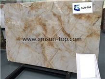 Luxuria Marble Slab/Brazil Marble/Big Slabs & Tiles & Gangsaw Slabs & Strips(Small Slabs) & Customized