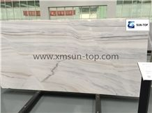 Zebrino Bluette Marble Slab/Marble Big Slabs & Tiles & Gangsaw Slabs & Strips(Small Slabs) & Customized