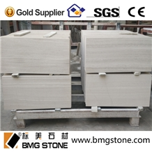 Bianco Piove Marble Tile 24