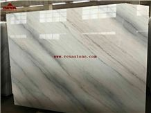 Guangxi White Marble Slabs & Tiles,Bianco Crown Marble, China White Marble