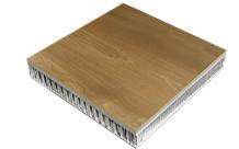 Lightweight Veneer Porcelain Honeycomb Panels
