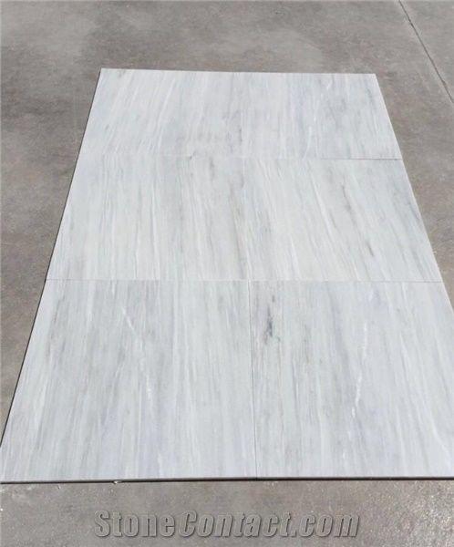 Atlantis White Marble Tiles Slabs Polished Floor