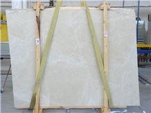 Noble Cream Beige Marble Tiles & Slabs, Polished Marble Flooring Tiles, Walling Tiles