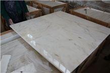 Sugar Cane Marble Tiles & Slabs, White Polished Marble Floor Tiles, Covering Tiles