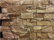 Slate Cultural Stone, Cultured Stone, Ledge Stone,Stacked Stone, Wall Cladding Tile ,Veneer Panel, Z Shape, Interlocked, Stacking Stone, Interior Wall, Exterior Wall, Wall Panel, Wooden Crate with Car