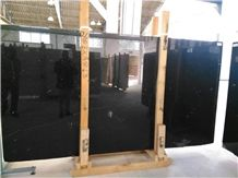 Negro Marquina Marble Tiles & Slabs, Black Polished Marble Floor Tiles, Wall Covering Tiles