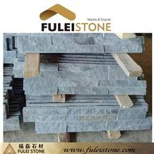 Manufacturer Black Natural Stone Cultured Slate Tile for Wall Cladding