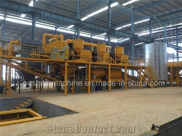 Artificial Marble Block Production Line Manmade Stone
