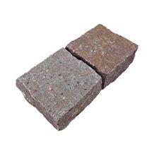 Porfido Valcamonica Split Paving Tiles, Cobble Stones