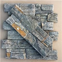 Smc-Cc174 China Natural Cement Wall Panel/ Stacked Stone Wall Cladding/ Zclad/Ledge Stone Veneers Cultured Stone