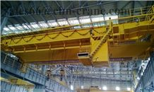 30 Ton Double Beam Crane Made in China Manufacturer