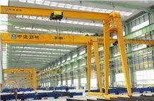 Mh Electric Hoist Gantry Crane
