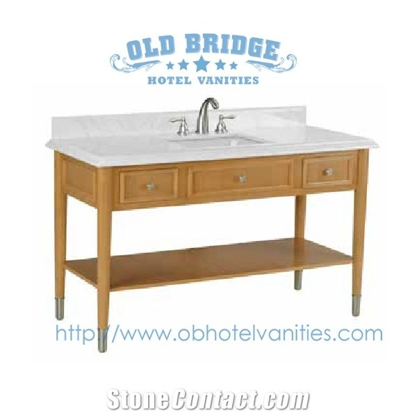 Bathroom Vanity Units With Solid Wood