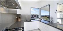 Black Pepper Granite Kitchen Countertops