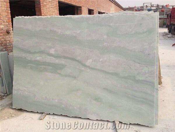 Ming Green Marble Verde Tile Slab China