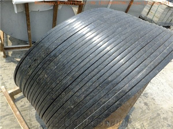 Cheapest Black Pearl India Granite Stone Table,Black Pearl