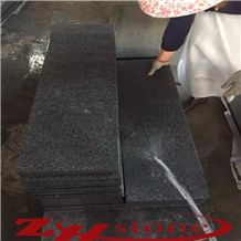 Cheap Polished China Impala Granite G654 Steps ,Stair Riser&Treads, Staircase and Threshold