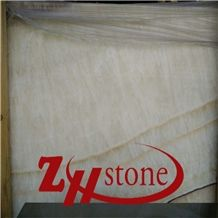 Own Factory Cheap Polished Usak White Onyx Tile/ Onyx Slabs/ Onyx Floor Tiles/ Onyx Wall Tiles/ Onyx Covering