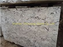 Persian Pearl Granite,Snow Lotus Granite Polished White Granite ,Luxury Granite Tile & Slab